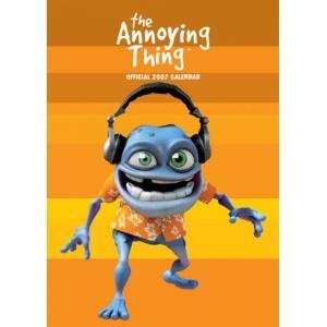 クレイジー・フロッグ (Annoying Thing 2007年カレンダー) (X) (M)|good-v