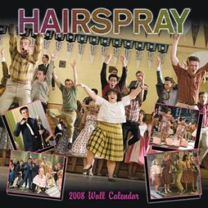 ヘアスプレー (Hairspray) (X) (M)(2008年カレンダー)|good-v
