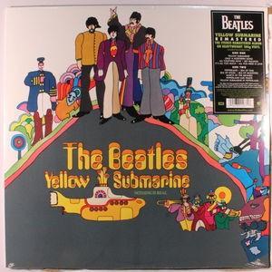 Beatles / Yellow Submarine (リマスター盤) (180 Gram Vinyl)【輸入盤LPレコード】(ビートルズ) good-v