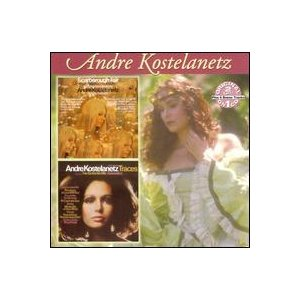 Andre Kostelanetz / Scarborough Fair And Other Great Movie Hits/Traces (輸入盤CD)(アンドレ・コステラネッツ)