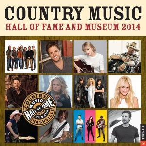 カントリー・ミュージック (Country Music Hall Of Fame And Museum 2014年カレンダー) (X) (M)|good-v