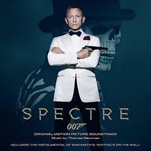 Thomas Newman (Soundtrack) / Spectre【輸入盤LPレコード】(サウンドトラック) good-v