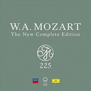 VA / Mozart 225: New Complete Edition (Limited Edition) [200枚組] (輸入盤CD)(2016/10/28発売)