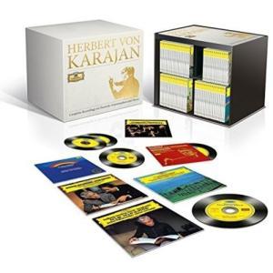 Herbert Von Karajan / Complete Recordings On Deutsche Grammophon & Decca (輸入盤CD)(2017/12/8発売)(ヘルベルト・フォン・カラヤン)