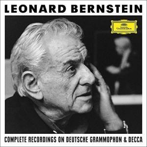 Leonard Bernstein / Complete Recordings On Deutsche Grammophon & Decca (輸入盤CD)(2018/3/9発売)(レナード・バーンスタイン)