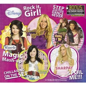 ディスニー・チャンネル (Disney Channel) (X) (M)(2012年カレンダー)|good-v