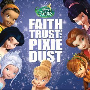 【メール便送料無料】VA / Disney Fairies: Faith, Trust And Pixie Dust (輸入盤CD) (2012/10/16)