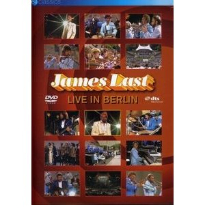 【0】JAMES LAST / LIVE IN BERLIN (輸入盤DVD) (ジェームス・ラスト)
