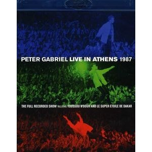 Peter Gabriel / Live In Athens 1987 & Play (2PC) (W/DVD)(2013/9/17)(輸入盤ブルーレイ)|good-v