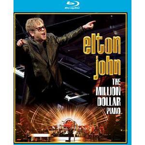 Elton John / Million Dollar Piano (2014/7/1)(輸入盤ブルーレイ)(エルトン・ジョン) good-v