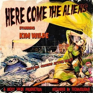 Kim Wilde / Here Come The Aliens (輸入盤CD)(2018/3/16発売)(キム・ワイルド)