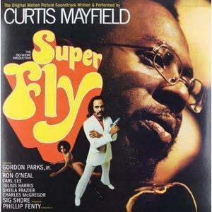 Curtis Mayfield / Super Fly【輸入盤LPレコード】(カーティス・メイフィールド) good-v