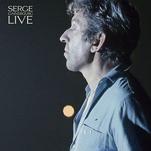 Serge Gainsbourg / Live At Casino De Paris (UK盤)【輸入盤LPレコード】