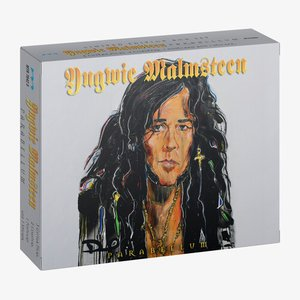 Yngwie Malmsteen / Parabellum (Limited Edition) (Digipak)(2021/7/23発売) (輸入盤CD)(イングヴェイ・マルムスティーン) good-v
