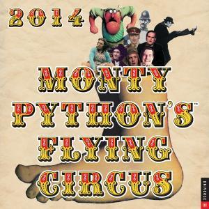 モンティ・パイソン (Monty Python's Flying Circus 2014年カレンダー) (X) (M)|good-v