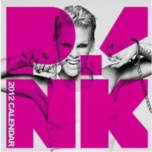 ピンク (P!nk) (X) (M)(2012年カレンダー)|good-v