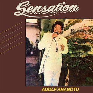 Adolf Ahanotu / Sensation (輸入盤...