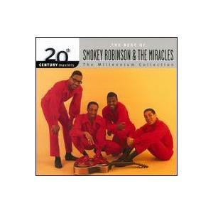 Smokey Robinson & The Miracles / Millennium Collection (輸入盤CD)(スモーキー・ロビンソン&ミラクルズ)|good-v