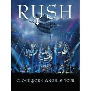 Rush / Clockwork Angels Tour (2013/11/19)(輸入盤ブルーレイ)