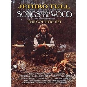 Jethro Tull / Songs From The Wood (w/DVD) (Box) (輸入盤CD)(2017/5/19発売)(ジェスロ・タル)