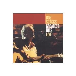 Boz Scaggs / Greatest Hits Live (輸入盤CD)(ボズ・スキャッグス)