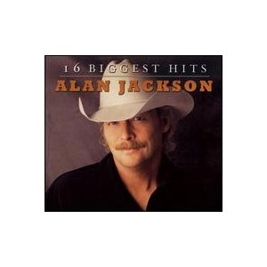 Alan Jackson / 16 Biggest Hits (Eco) (輸入盤CD) (アラン・ジャクソン)