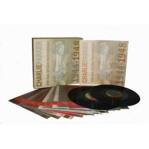 Charlie Parker / Complete Savoy Dial Recordings (Box)【輸入盤LPレコード】(チャーリー・パーカー)