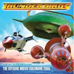 サンダーバード (Thunderbirds 2005年カレンダー) (X) (M)|good-v