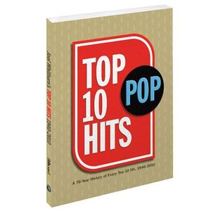 TOP 10 POP HITS 1940-2010 (Softcover) (M)|good-v