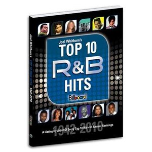 TOP 10 R&B HITS 1942-2010 (Softcover) (M)|good-v