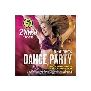 【メール便送料無料】VA / Zumba Fitness Dance Party (輸入盤CD)(2013/3/5)