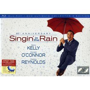【送料無料】Singin In The Rain: 60th Anniversary Ultimate Collection (w/DVD)(2012/7/17)(輸入盤ブルーレイ)(雨に唄えば)