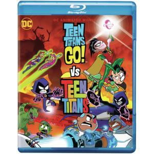 TEEN TITANS GO VS TEEN TITANS (2PC) (W/DVD) (アニメ輸入盤ブルーレイ)(2019/10/15発売) good-v