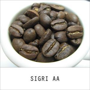 コーヒー豆/粉 パプアニューギニア AA シグリ 200g(自家焙煎) goodcoffee