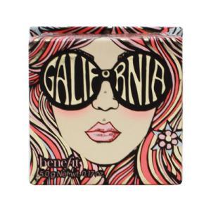 benefit ベネフィット ギャリフォーニア #sunny golden-pink blush 5g