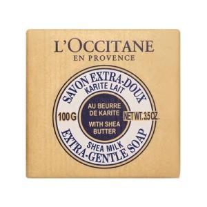 L'OCCITANE ロクシタン シア ソープ ミルク 100g|goodcosme1210