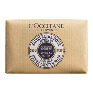 L'OCCITANE ロクシタン シア ソープ ミルク 250g|goodcosme1210