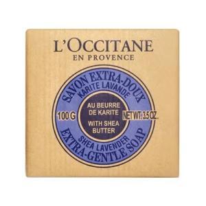 L'OCCITANE ロクシタン シア ソープ ラベンダー 100g|goodcosme1210