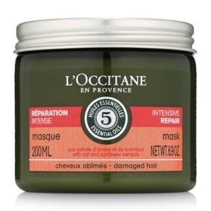 L'OCCITANE ロクシタン ファイブハーブスリペアリングヘアマスク 200ml|goodcosme1210