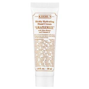 Kiehl's キールズ ハンド クリーム グレープフルーツ 30ml|goodcosme1210