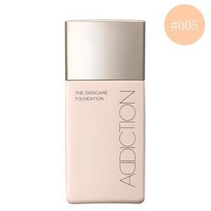 ADDICTION アディクション ザスキンケアファンデーション #005 Nude Ivory S...