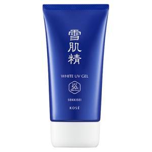 KOSE コーセー 雪肌精 ホワイト UV ジェル SPF50+ PA++++ 80g|goodcosme1210