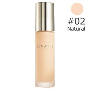 LUNASOL ルナソル グロウイング ウォータリー オイル リクイド #02 natural SPF25 PA++ 30ml|goodcosme1210