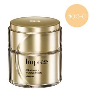Impress インプレス グランミュラ ファンデーション #OC-C SPF 25 ・ PA++ 30g|goodcosme1210