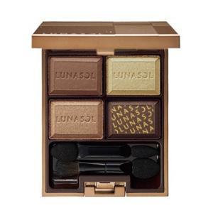 LUNASOL ルナソル セレクション・ドゥ・ショコラ アイズ #02 Chocolat Amer 5.5g|goodcosme1210