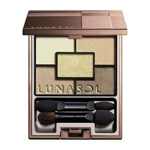 LUNASOL ルナソル スパークリング アイズ #01 Gold Sparkling 5.6g