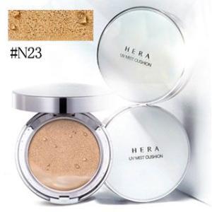 HERA ヘラ UV ミスト クッション #N23 COOL BEIGE NATURAL SPF 50+ / PA+++ 15g x 2 韓国コスメ goodcosme1210