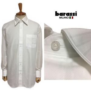 品名  barassi バラシ 上質綿 Yシャツ 安心の日本製   商品説明  程良いトレンド感に大...