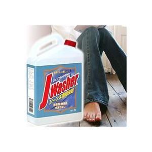自然と人に優しいジーンズ専用洗剤です。<br>ジーンズ以外にも使用できる便利な洗剤です。
