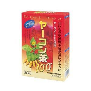 ダイエット サプリメント オリヒロ ヤーコン茶100|gooddayshop